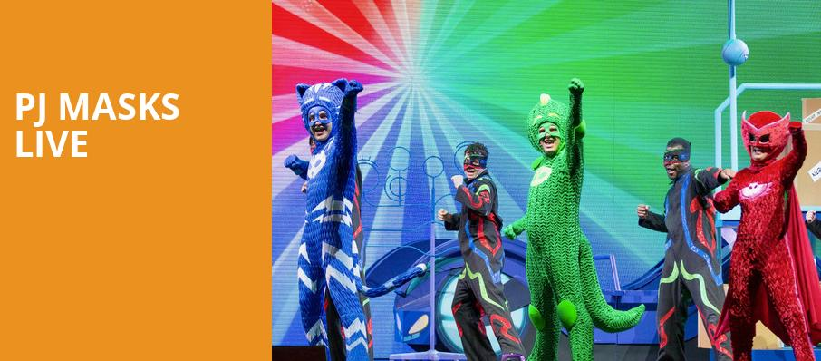 PJ Masks Live, Clowes Memorial Hall, Indianapolis