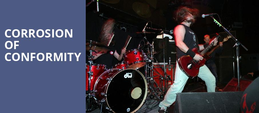 Corrosion of Conformity, The Deluxe, Indianapolis