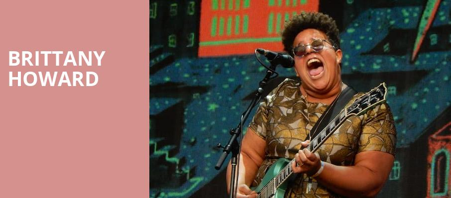 Brittany Howard, Murat Theatre, Indianapolis
