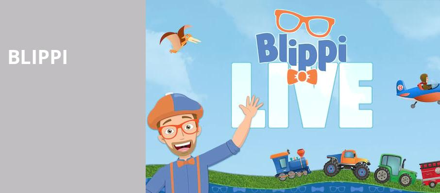 Blippi, Clowes Memorial Hall, Indianapolis