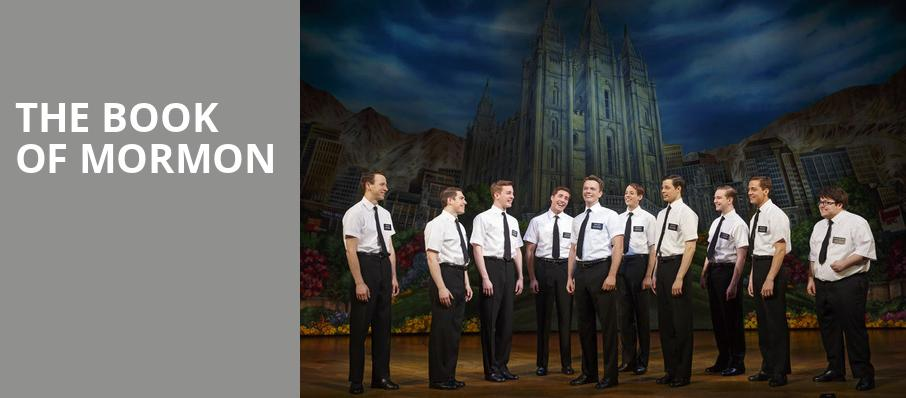 the book of mormon clowes memorial hall indianapolis in