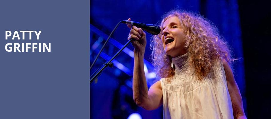 Patty Griffin, The Hi Fi, Indianapolis