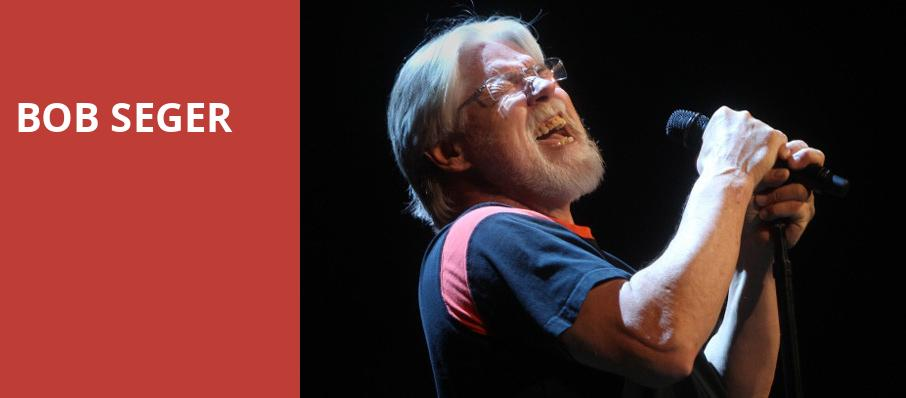 Bob Seger, Bankers Life Fieldhouse, Indianapolis