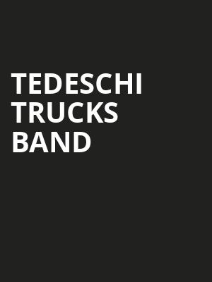 Tedeschi Trucks Band, The Lawn, Indianapolis