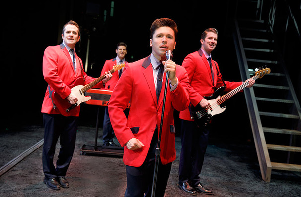 Jersey Boys, Clowes Memorial Hall, Indianapolis