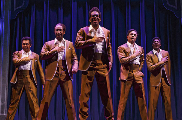 Motown The Musical, Murat Theatre, Indianapolis