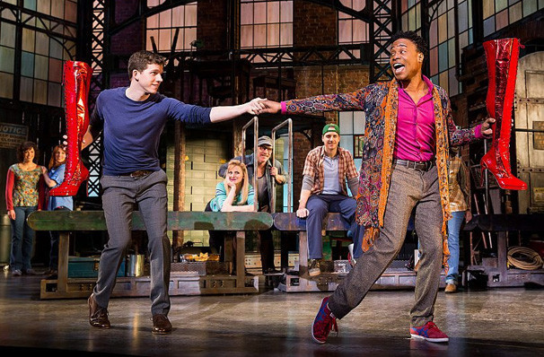 Kinky Boots, Clowes Memorial Hall, Indianapolis