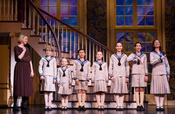The Sound of Music, Murat Theatre, Indianapolis