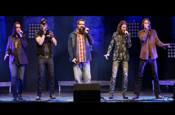Home Free A Country Christmas, The Palladium, Indianapolis
