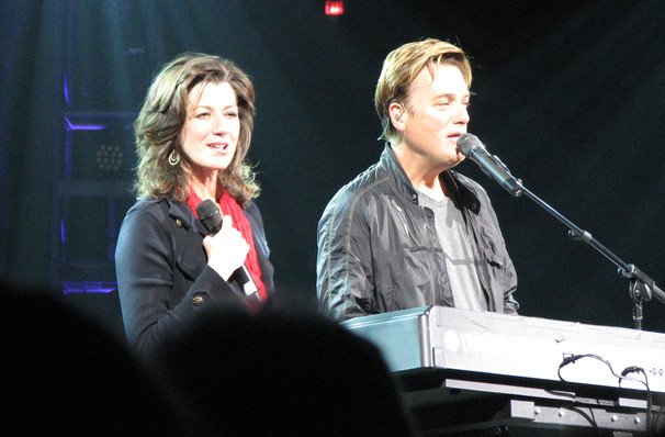 Amy Grant Michael W Smith, Bankers Life Fieldhouse, Indianapolis