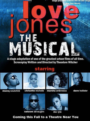 Love Jones The Musical, Murat Theatre, Indianapolis